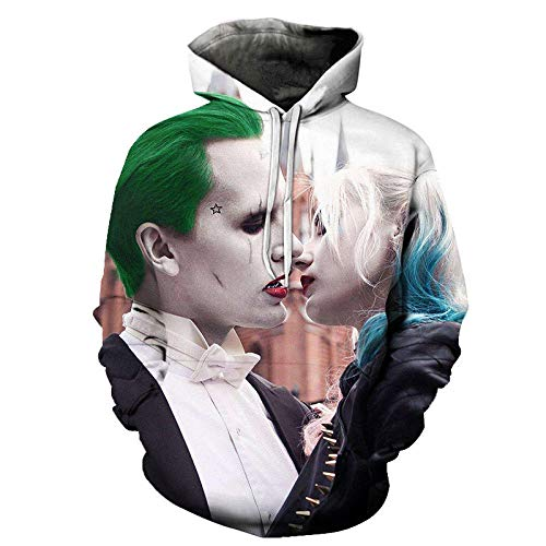 3D Suicide Squad Theme Series Hoodies Autumn Men Top Pullover Unisexual All-Match Hoodie Sweatshirt Hip Hop Swanky Streetwear-Aw703_XL