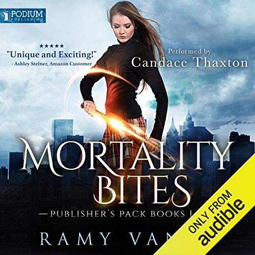Mortality Bites: Publisher's Pack cover art