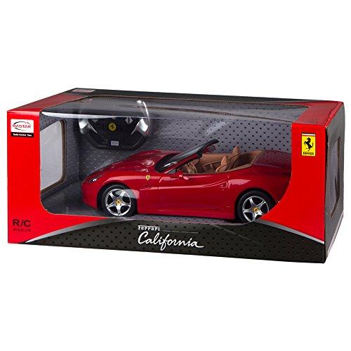 RC Auto kaufen Rennwagen Bild 4: Rastar Modellauto 1: 12Ferrari California (COLORBABY 41102)*