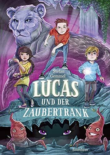 Lucas und der Zaubertrank: Band 2 (Zauberschatten-Reihe, Band 2)