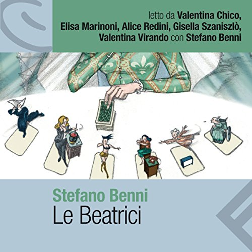 Le beatrici audiobook cover art