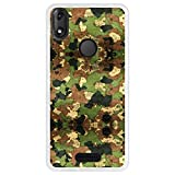 Phone Case for [ Wiko View Max ] design [ Camouflage