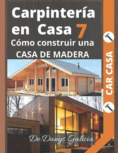 Libro carpintería casa de madera
