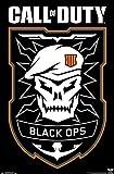 Trends International Call of Duty: Black Ops 4 - Logo Wall Poster, 22.375' x 34', Unframed Version