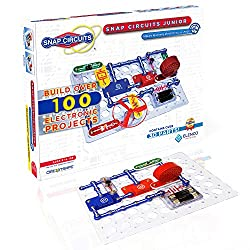 Best Toys for 11 Year Old Boys-Snap Circuits Jr. Electronics Kit