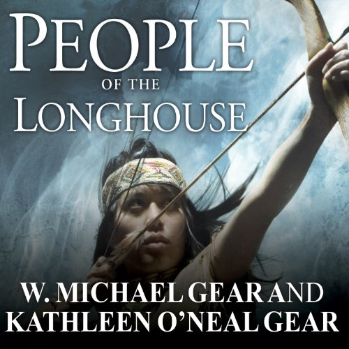 People of the Longhouse audiobook cover art