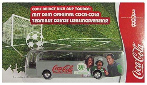 Coca-Cola Nr. - VFL Wolfsburg - MB Travego - Bus