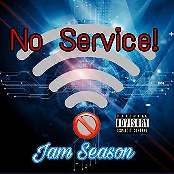 No Service !