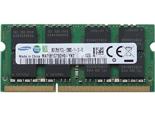 Samsung PC3-12800 8GB DDR3-1600MHz Non-ECC Unbuffered CL11