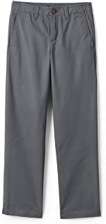 gray school uniform pants