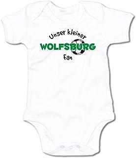 G-graphics Baby Body Unser Kleiner Wolfsburg Fan 250.0479