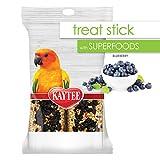 Kaytee Avian Superfood Treat Stick, Blueberry, 5.5 Ounces