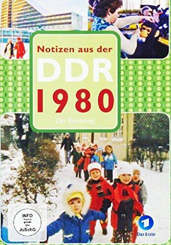 Notizen aus der DDR 1980 - Der Rennsteig [Alemania] [DVD]