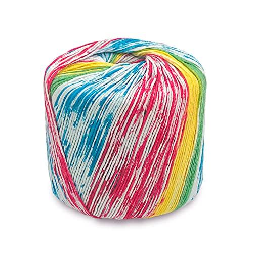Vistoso Ovillos De Yarn Para Crochet Hilo De Algodon Crochet Ovillos De Algodon Para Ganchillo De...