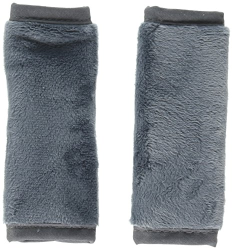 Jolly Jumper Soft Straps Carseat Strap Covers Soft Sherpa 710, Assorted color
