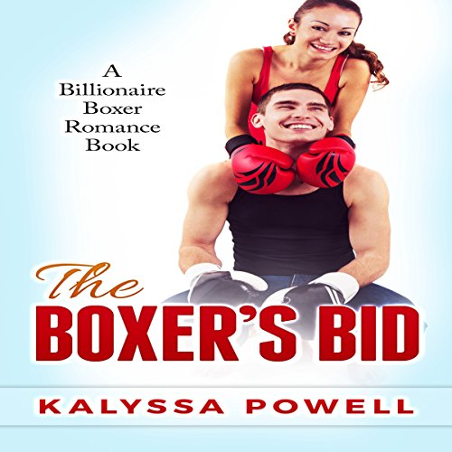The Boxer's Bid audiobook cover art