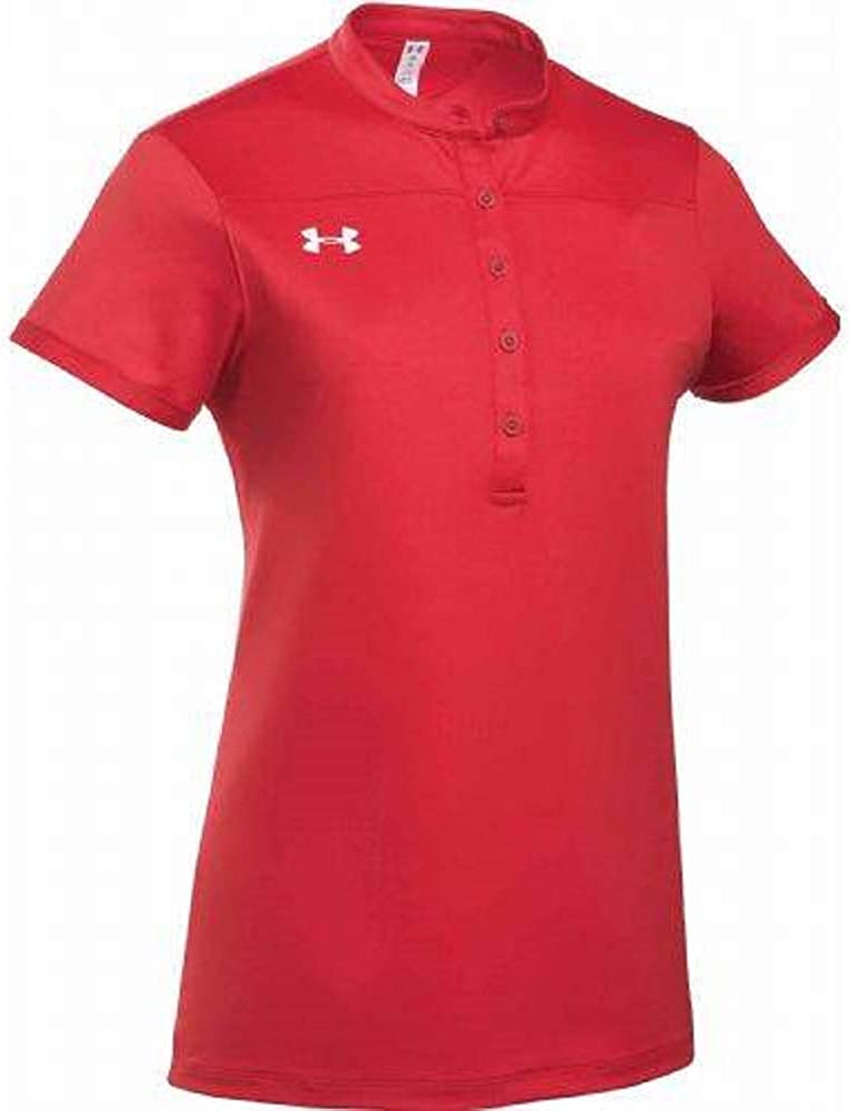 Under Armour Women's Team Drape Polo Shirt : Clothing, Shoes & Jewelry