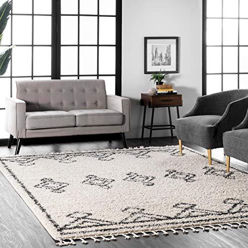 Best area rugs bohemian tassels for 2020