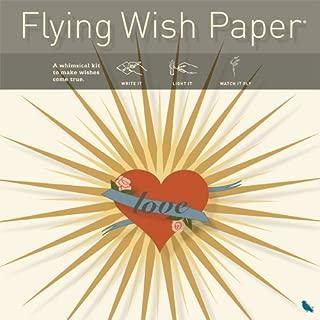 Flying Wish Paper Honey Love, Large