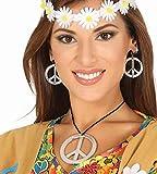 Fiestas Guirca GUI18234 - Juego de collar y pendientes