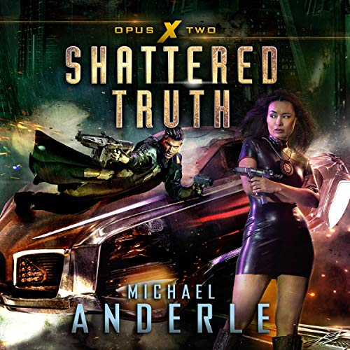 Shattered Truth cover art