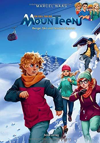 Berge, Ski und falsche Spuren: Der erste Fall für die MounTeens