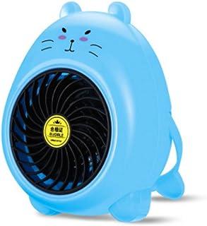 SYNANA Mini Calefactor, Escritorio Baño De Dibujos Animados De Hogar Calentador Eléctrico Dormitorio Pequeño Tipo De Calentador