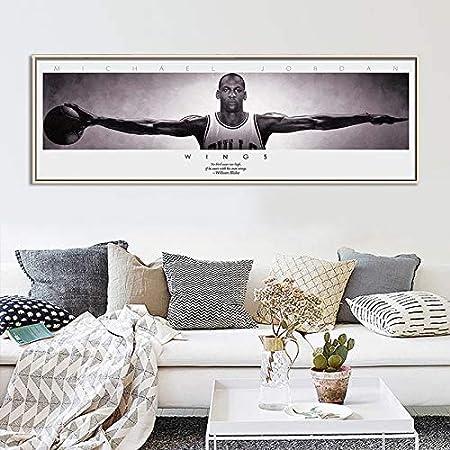 michael jordan poster wings 182 5cm x