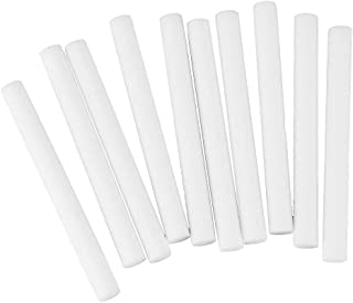 Pineapplen 10Pcs/Pack Humidifier Filter Replacement Cotton Sponge Stick for Usb Humidifier Aroma Diffuser Mist Maker Air H...