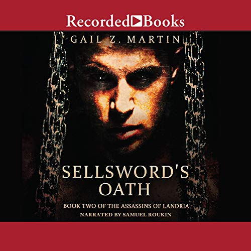 Sellsword's Oath cover art
