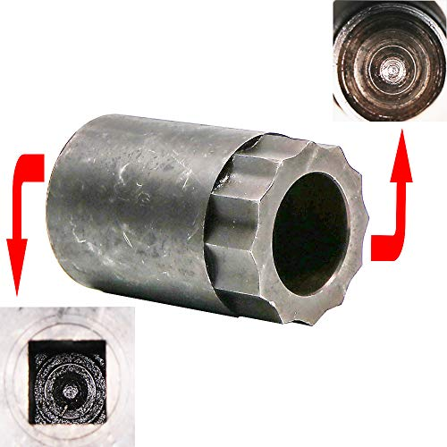 KIPA Pinion Bearing Nut Tool for Honda TRX300 TRX250 TRX350 Fourtrax Rancher ATC250 Big Red TRX259SX 60mm