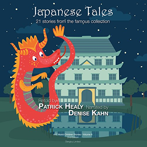 Japanese Tales audiobook cover art