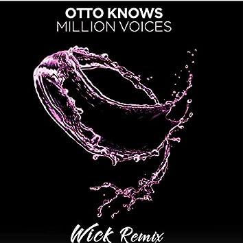 Million Voices - Remix (Wick Remix)