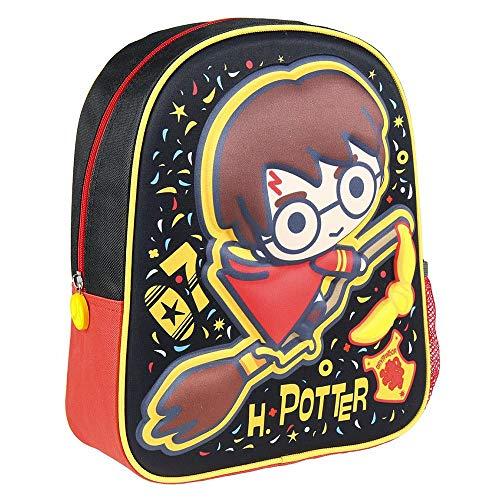 CERDÁ LIFE S LITTLE MOMENTS Mochila Infantil 3D de Harry Potter Licencia