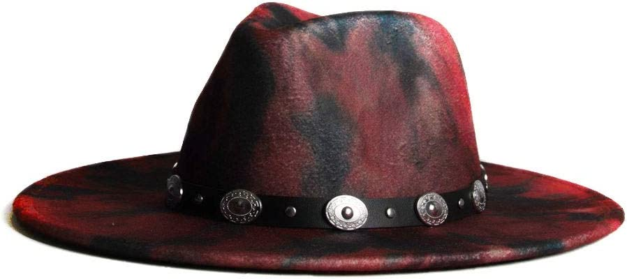 ZRZZUS Women Lady Limited Special Price Wide Brim Men Fedora Outdoor 25% OFF H Hats
