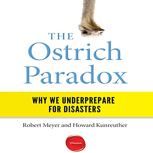 The Ostrich Paradox audiobook cover art