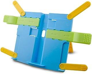 DUBENS läsställ bokstöd för barn, matlagningsställ hållare bärbar läsa matlagningsbokstativ hållare justerbar stativ för k...