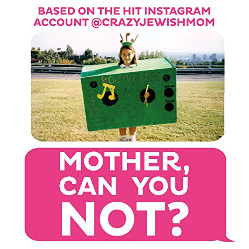 Mother, Can You Not? audiobook cover art
