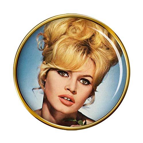 Giftshop UK Brigitte Bardot Anstecker