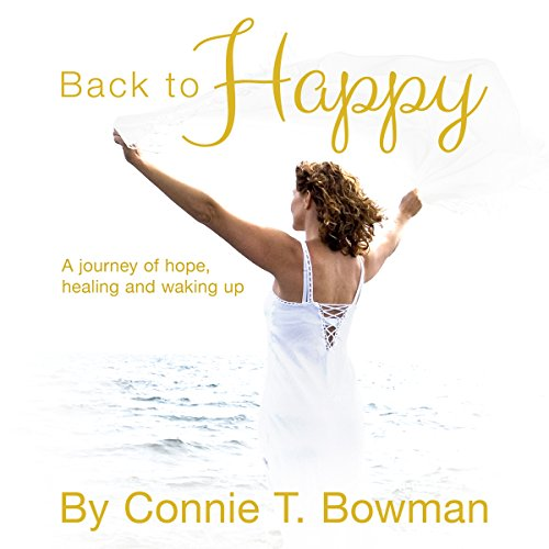 Back to Happy audiobook cover art