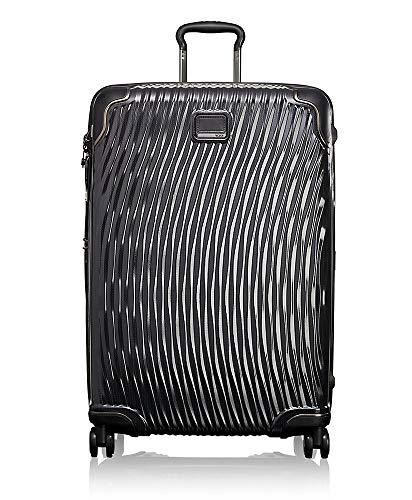 TUMI – Latitude Extended Trip Hardside Packing Case großer Koffer – Rollgepäck für Damen und Herren, schwarz (Schwarz) - 98562-1041