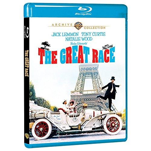 The Great Race [Blu-ray]