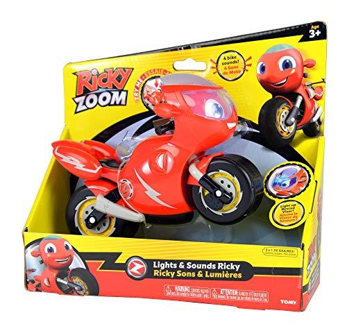 Bizak Ricky Zoom Electrónico con Luces y Sonidos (30692035)