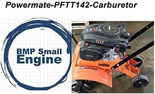 BMotorParts OEM Carburetor Assembly for 150cc Powermate PFTT142 Gas Tiller Carb