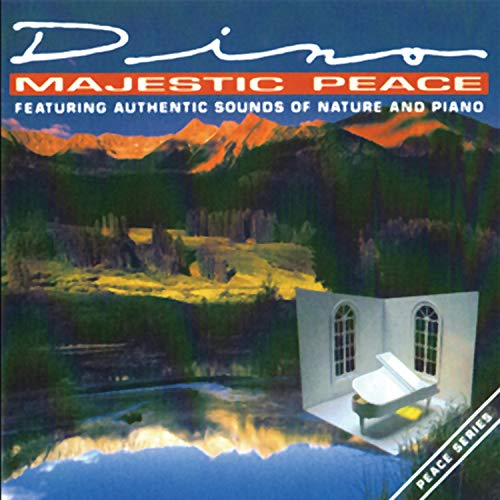 Majestic Peace (Sounds of Nature & Piano)
