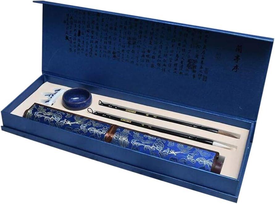 TOYANDONA Chinese Calligraphy latest online shop Set Brushes for Calli Sumi