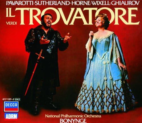 Dame Joan Sutherland, Luciano Pavarotti, Nicolai Ghiaurov, Ingvar Wixell, Norma Burrowes, The London Opera Chorus, Terry Edwards, The National Philharmonic Orchestra, Richard Bonynge & Giuseppe Verdi