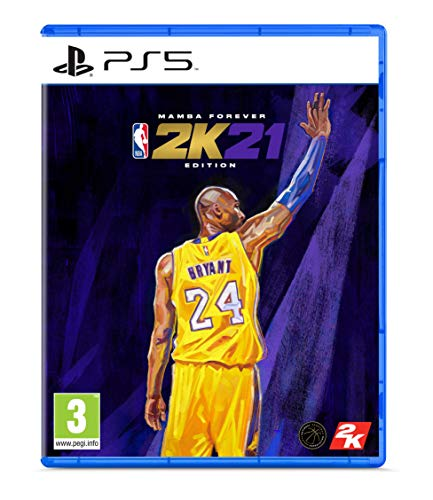 Nba 2K21 Mamba Forever Edition - PlayStation 5 [Importación italiana]