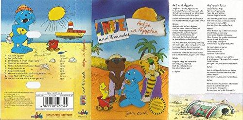 Antje und Freunde. Antje in Ägypten.
