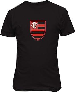 Conla Mele's Clube de Regatas do Flamengo Brasil Futbol Soccer Futebol T Shirts